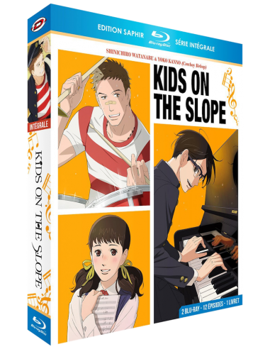 Kids On The Slope Intégrale • Blu-Ray VF