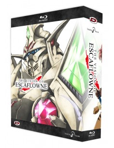 Vision d'Escaflowne - Intégrale blu-ray