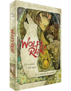 Wolf's Rain - Intégrale Collector Blu-ray Limitée