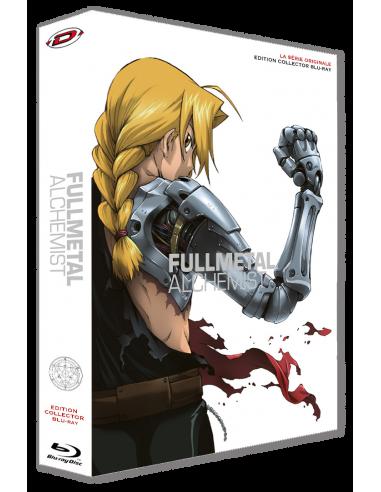 Fullmetal Alchemist La Série...