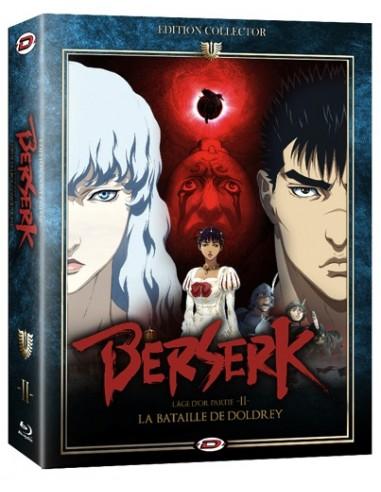 Berserk • l'Âge d'or II : La Bataille...