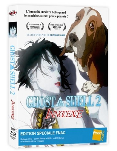 Ghost In The shell 2 : Innocence -...