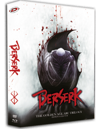 Berserk l'Âge d'or - Collector A4