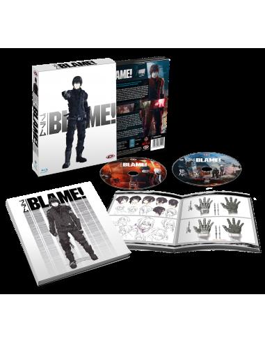 BLAME! Coffret combo DVD - Blu-ray