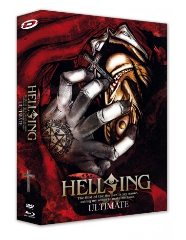 Hellsing Ultimate Intégrale Collector...