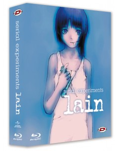 Serial Experiments Lain - Edition 20e Anniversaire