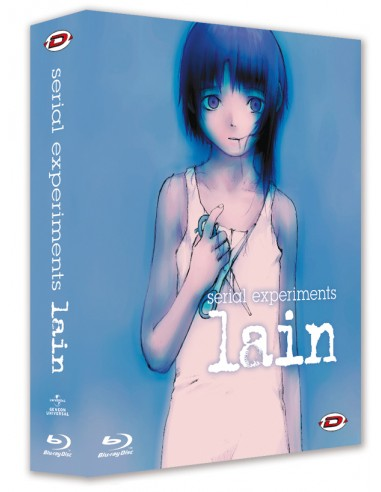 Serial Experiments Lain - Edition 20e...