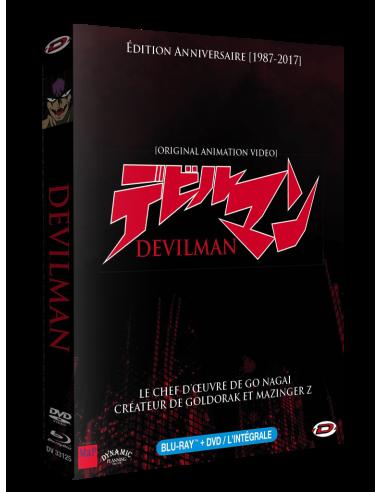Devilman OAV - Edition Combo 30e...