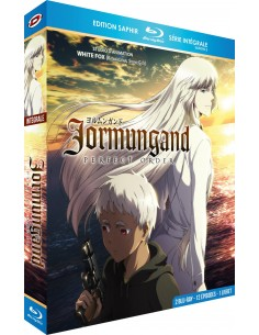 copy of Jormungand...