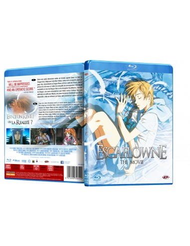 Escaflowne - Le Film Combo Blu-ray - DVD