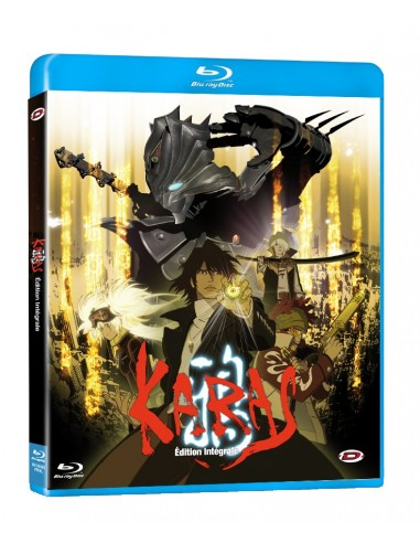 Karas - Intégrale Blu-ray