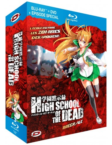 High School of the Dead - Intégrale...