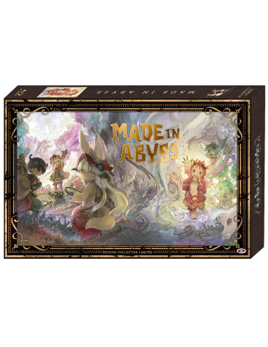 Made in Abyss - Edition Collector A4