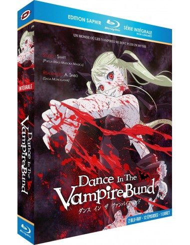 Dance in The Vampire Bund • Intégrale...