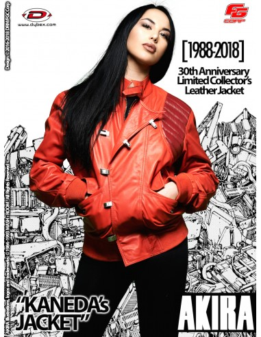 Blouson Officiel KANEDA - 30e...