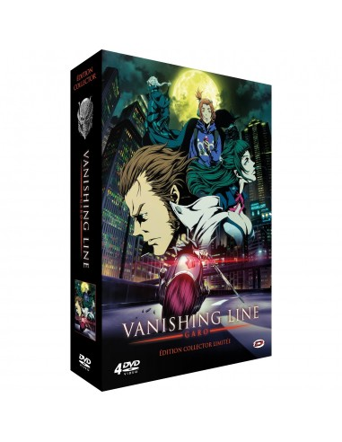 Garo - Vanishing Line Collector DVD