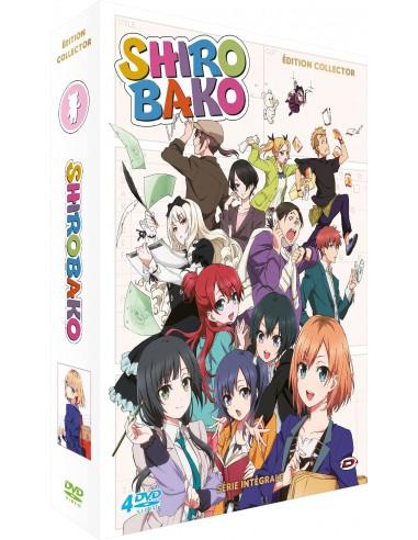 Shirobako - Edition DVD VOSTFR