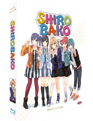 Shirobako - Edition Blu-ray VOSTFR