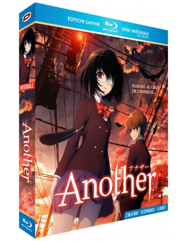 Another • Intégrale + OAV • Blu-ray VF
