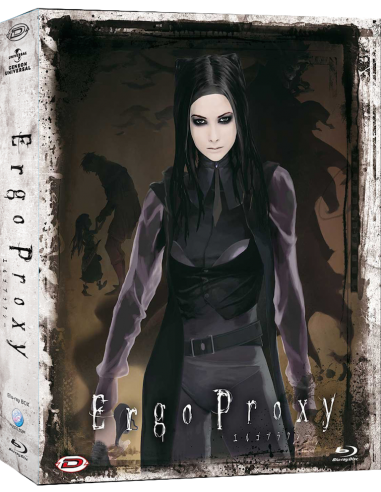Ergo Proxy • Edition Blu-ray Prestige