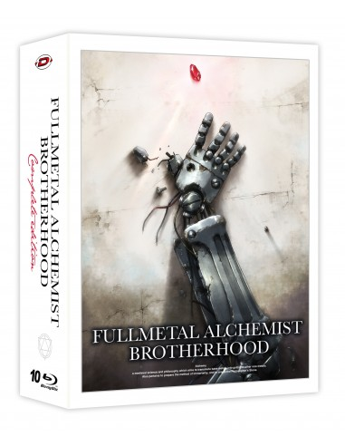 Fullmetal Alchemist Brotherhood:...