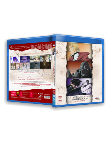 Fullmetal Alchemist Brotherhood:...
