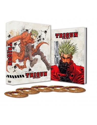 Trigun • Pack Intégrale A4