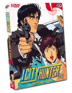City Hunter - Intégrale...