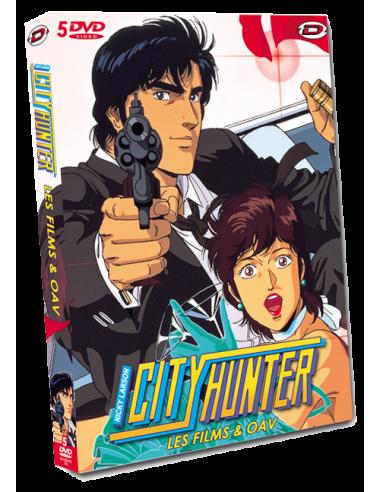 City Hunter • Intégrale Films et OAV