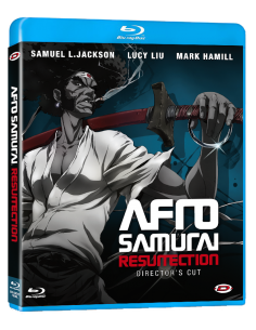 Afro Samurai: Resurrection...