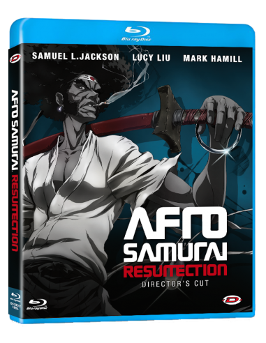 Afro Samurai: Resurrection • Blu ray