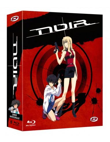 NOIR • Intégrale Blu-ray