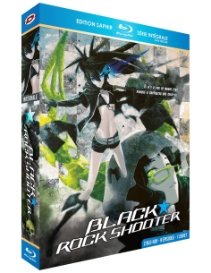 Black Rock Shooter •...