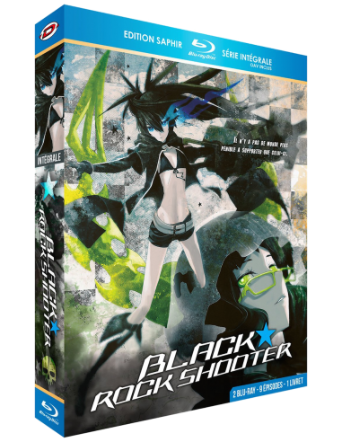 Black Rock Shooter • Intégrale + OAV...