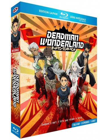 Deadman Wonderland • Intégrale + OAV...