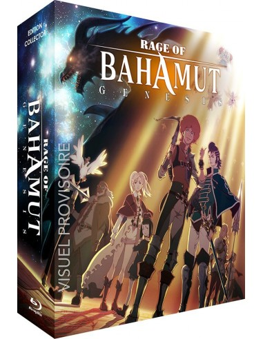 Rage of Bahamut - Edition Collector...