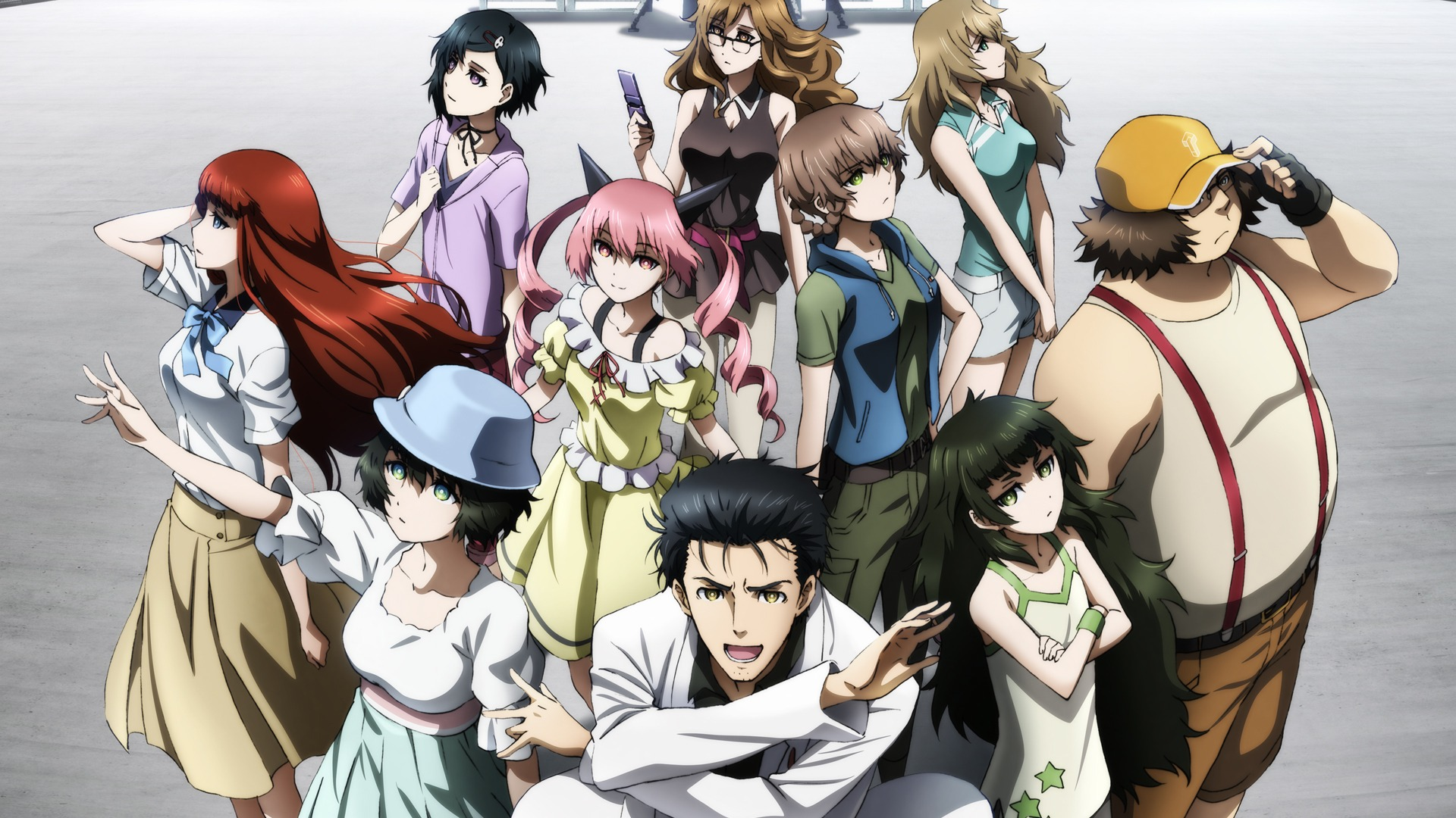 Steins;Gate 0: from simulcast to OVA to video editing!